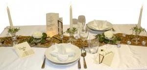 Tisch-braun
